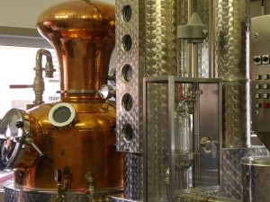 Tecker Whisky-Destillerie